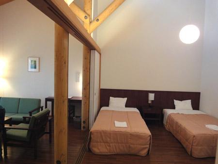 清泉寮の新館洋室