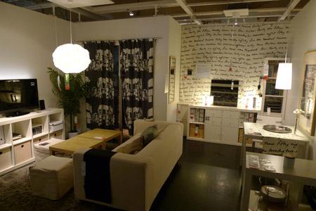賃貸の部屋もファブリックで賢く効率的に模様替え