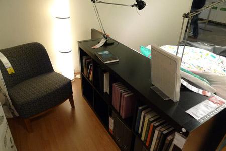 ナイスアイデアのミニ書斎