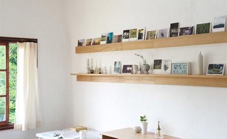 無印良品壁に付けられる家具の棚を並べてみた