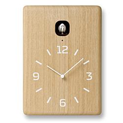 光センサー付きのハト時計