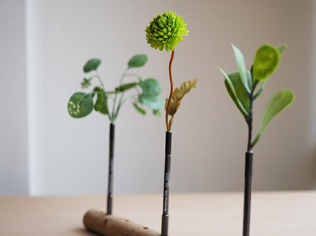 植物の部分の種類も豊富