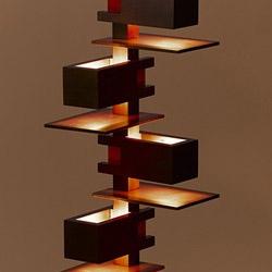 フランクロイドライト タリアセン2の照明