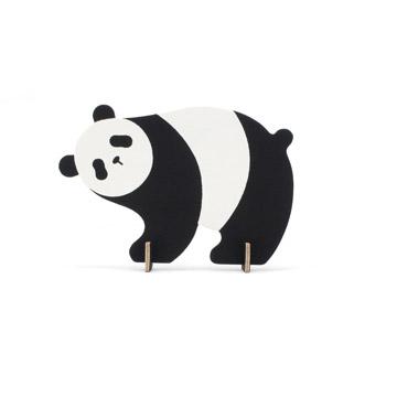 薄型民芸の「パンダ」